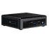 Intel NUC10i3FNK (Intel Core i3-10110U up to 4,10GHz,  1x HDMI, 5x USB 3.1, Thunderbolt, 1x <b>M.2</b>)